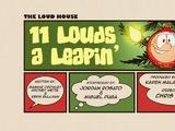 11 Anak Loud Melompat-lompat