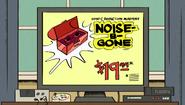 S1E06A Noise B Gone on TV