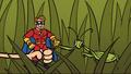 S3E04B Ace Savvy vs Mantis Queen