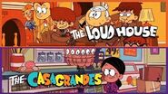 The Loud House and The Casagrandes April 2020 promo - Nickelodeon