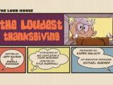 The Loudest Thanksgiving