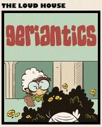 Geriantics Square Title Card