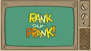 S4E03A Rank our Prank!