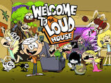 Welcome to the Loud House
