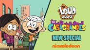 New Special The Loud House & The Casagrandes Wednesday at 1 12c on Nickelodeon