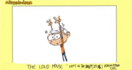 The Loud House Left In The Dark Animation Cel 2016 9
