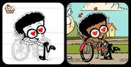 S1E10A SB comparison Clyde hugging bike