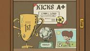 S1E02B Lynn's soccer trophies