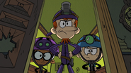 S2E17A Hunter and Crew at the door