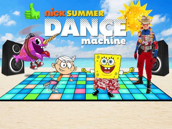 Nick Summer Dance Machine