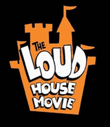 The Loud House Movie original logo