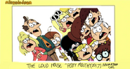 The Loud House Potty Mouth Animation Cel 10 2017