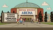 S2E18B Royal Woods Arena