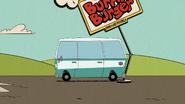 S4E19B Backed into the Burpin' Burger sign