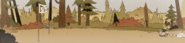 S5E18 Camped! panorama 1
