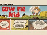 Cow Pie Kid