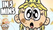 "The ""Toads and Tiaras"" Episode in 5 Minutes! Loud House"