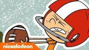 The Loud House Lincoln Berusaha untuk Menjadi Cedera Nickelodeon Bahasa