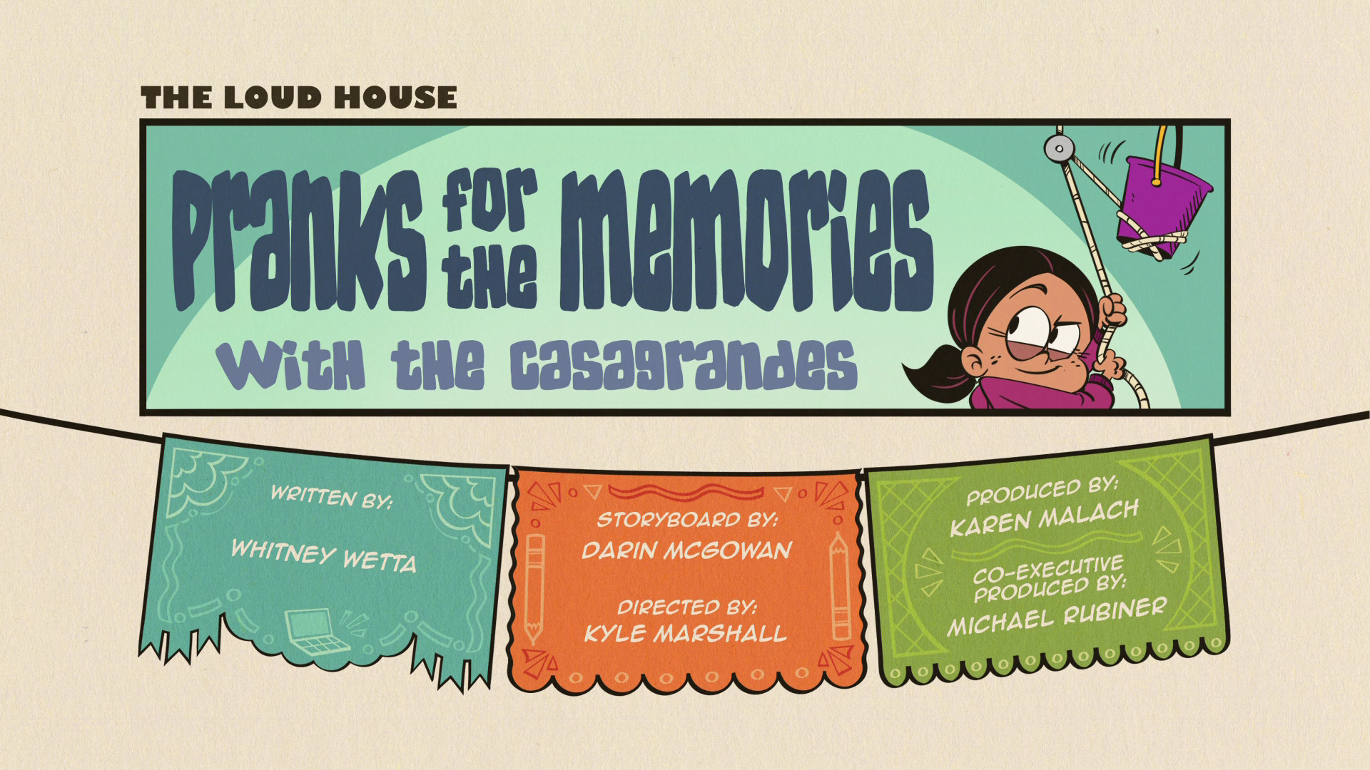Pranks for the Memories with the Casagrandes