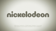 TMB Black and white Nickelodeon logo
