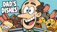 Lynn Loud SR's Wildest Food Dishes! The Loud House