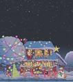 12 Days of Christmas panorama