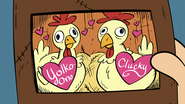 S4E18B Clucky and Yolko-Ono