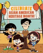 Asian American Heritage Month 2021