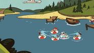 S03E01 Fun in water