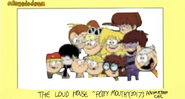 The Loud House Potty Mouth Animation Cel 12 2017