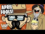 'Fool Me Twice' In 5 Minutes! April Fool's Day - The Loud House