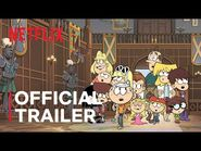 The Loud House Movie Official Trailer 🏴 – Netflix Futures
