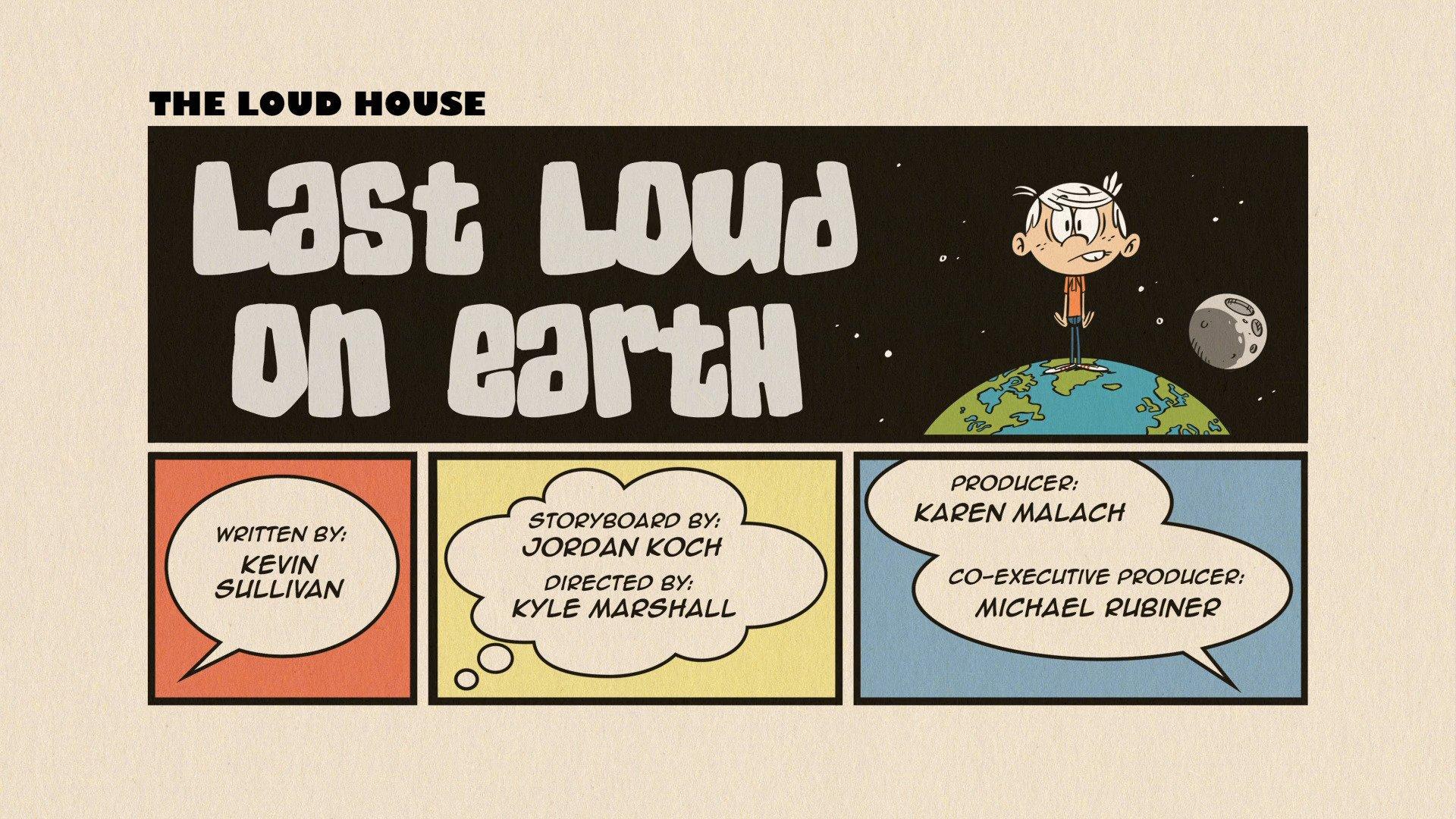 Last Loud on Earth