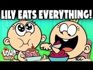 Every Time Baby Lily EATS Anything!
