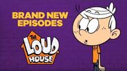 The Loud House July 2020 promo - Nickelodeon