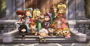 The Loud House Movie promo