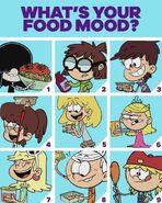 Favorite Food Mood