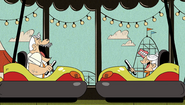 S2E02B Lincoln and Pop Pop riding bumper cars
