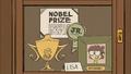 S1E02B Lisa's Nobel prizes