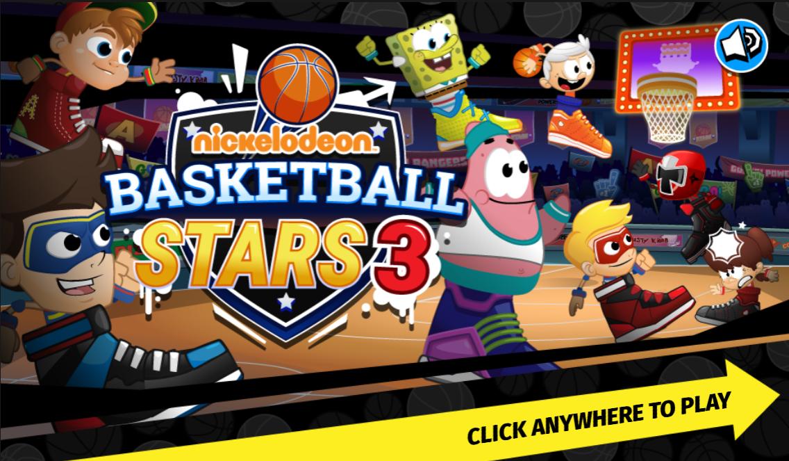 Nick Basketball Stars 3