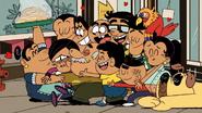 The Casagrande-Santiago familia