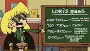 S1E03B Lori's rules