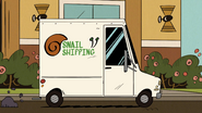 S4E06B Snail Shipping Van