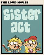 Sister Act square title card