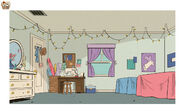 S1E01B Lori and Leni's bedroom