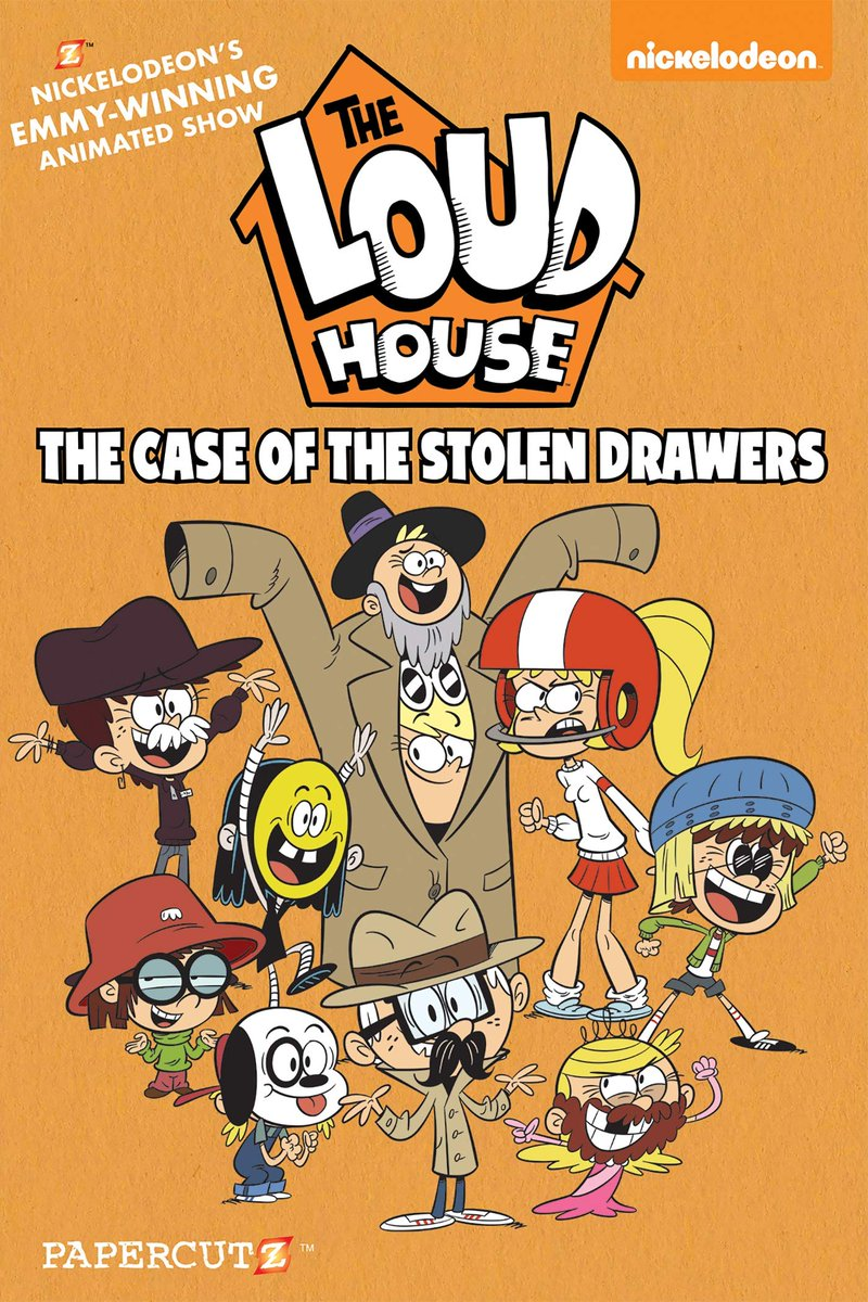 The Case of the Stolen Drawers