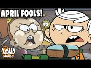 STOP The April Fool's Prank! 'Silence Of The Luans' - The Loud House