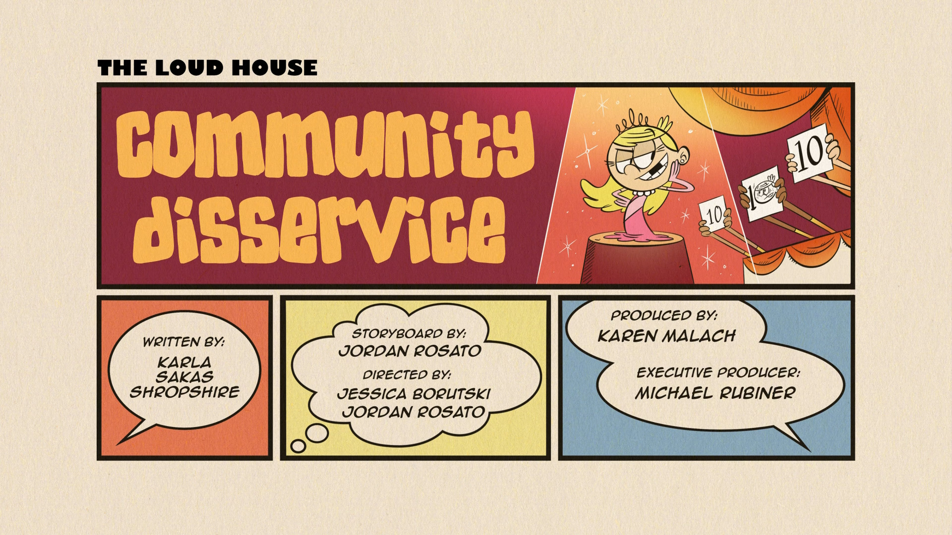 Community Disservice