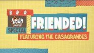 """The Loud House; """"Friended! with the Casagrandes"""" promo ♯3 - Nickelodeon"""