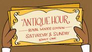 S3E25B Antique Hour Tickets